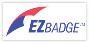 ezbadge logo