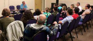 JHTC Mentorship meeting
